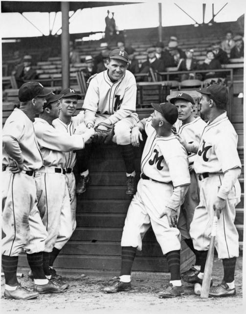 Millers Baseball Team