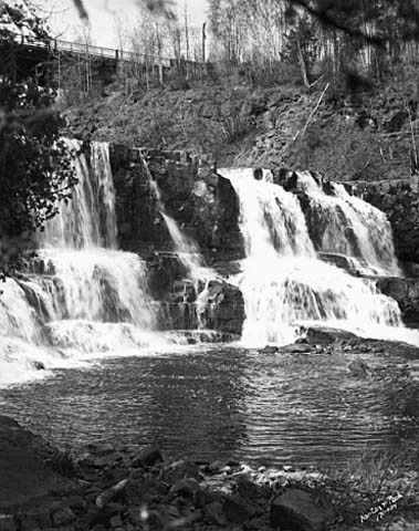 Gooseberry Falls on the North Shore